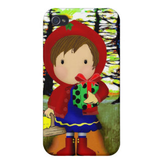 Little Red iPhone 4 Case
