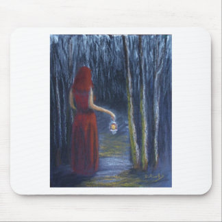 Little Red.jpg Mouse Pad