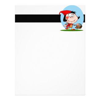 little red letterhead