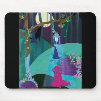 Little Red Mouse Pad