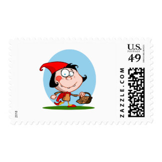 little red postage