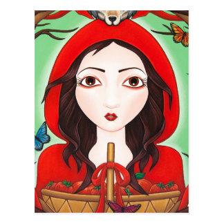 Little Red Postcard