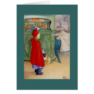 Little Red Riding Hood 1913 Card