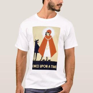 Little Red Riding Hood 1937 WPA T-Shirt