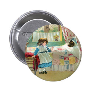 Little Red Riding Hood 2 Inch Round Button
