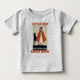 Little Red Riding Hood Baby T-Shirt