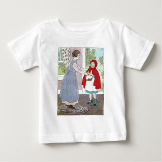 Little Red Riding Hood: Bring This To Grandma Baby T-Shirt