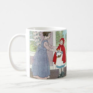 Little Red Riding Hood: Bring This To Grandma Mug