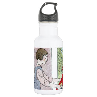 Little Red Riding Hood: Bring This To Grandma Water Bottle