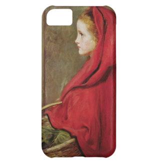 Little Red Riding Hood by John Everett Millais iPhone 5C Covers