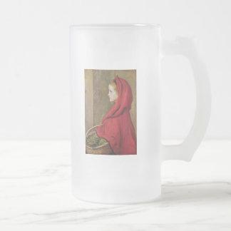 Little Red Riding Hood by John Everett Millais Mugs