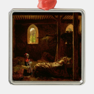 Little Red Riding Hood, c.1820 Metal Ornament