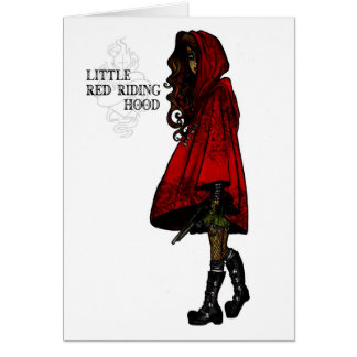 Little Red Riding Hood Cards