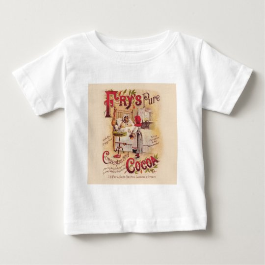 Little Red Riding Hood Cocoa Baby T-Shirt