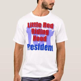 Little Red Riding Hood for President T-Shirt