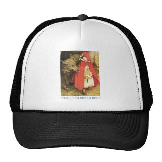 Little Red Riding Hood Trucker Hat