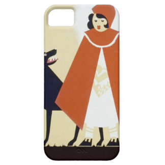 Little Red Riding Hood iPhone 5 Cover