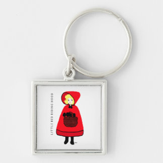 Little Red Riding Hood Keychain