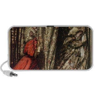 Little Red Riding Hood Mini Speaker