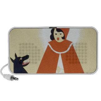 Little Red Riding Hood Mp3 Speaker