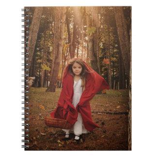 Little Red Riding Hood Notebook