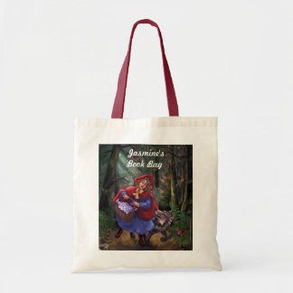 Little Red Riding Hood Personal Book Bag