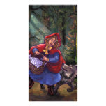Little Red Riding Hood Photo Card
