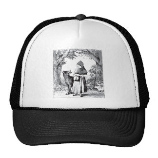 little-red-riding-hood-pictures-3 trucker hat