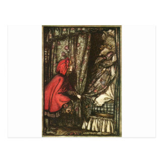 little-red-riding-hood-pictures-5 postcard