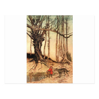 little-red-riding-hood-pictures-6 postcard