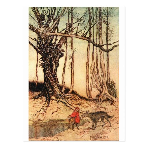 little-red-riding-hood-pictures-6 postales
