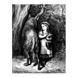 little-red-riding-hood-pictures-8 postcard