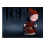 Little Red Riding Hood Post Cards