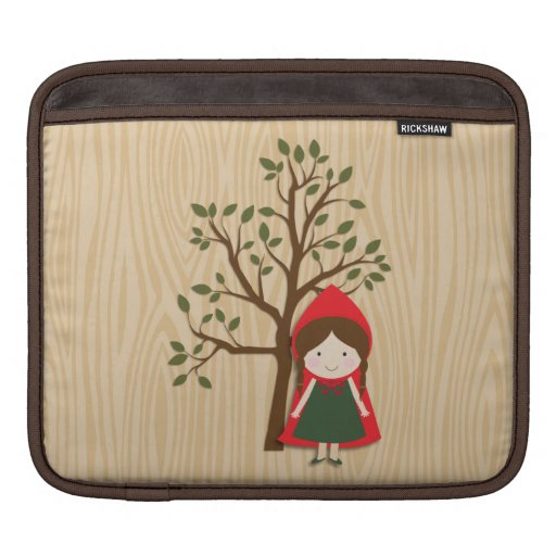 Little Red Riding Hood Sleeve For iPads