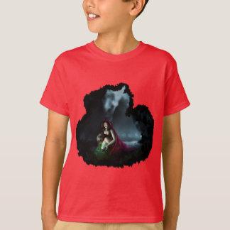Little Red Riding Hood & the Magic Mushrooms T-Shirt