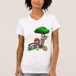 Little Red Riding Hood Top T Shirts