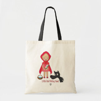 Little Red Riding Hood, Tote Bag