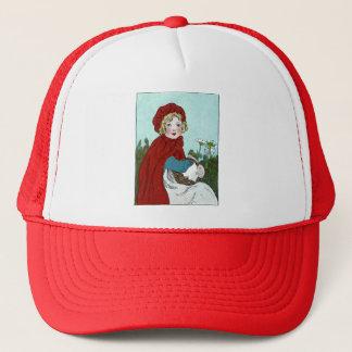 Little Red Riding Hood Trucker Hat