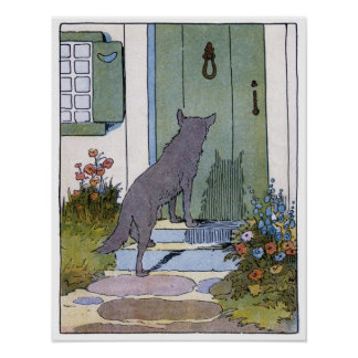 Little Red Riding Hood: Wolf at the Door Poster