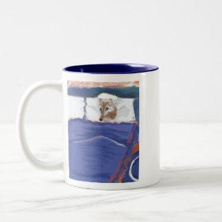 Little Red Riding Hood Wolf Mug - Customized