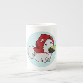 Little Red Riding Pup Tea Cup