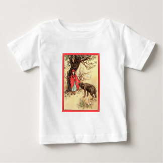 Little Red Ridinghood Baby T-Shirt