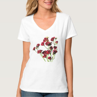 Little Red Roses T-Shirt