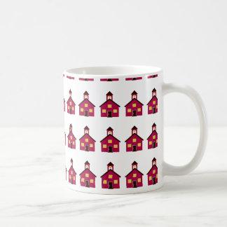 Little Red Schoolhouse Coffee Mug
