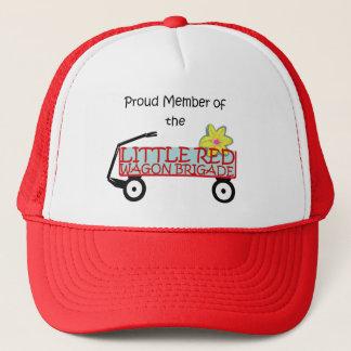 Little Red Wagon Brigade Trucker Hat