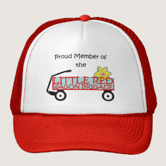 Little Red Wagon Brigade Trucker Hat