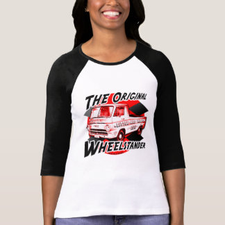 Little Red Wagon design T-Shirt