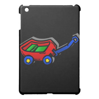 little red wagon iPad mini covers