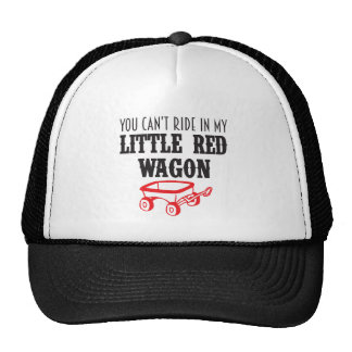 little red wagon.pdf trucker hat