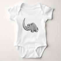 Little Rhino Baby Bodysuit